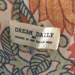 Anthropologie Tops - Anthropologie: Dream Daily Silk Blouse L
